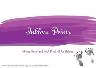 Inkless Hand and Footprint Kit